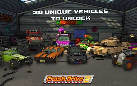 Crash Drive 2 car simulator