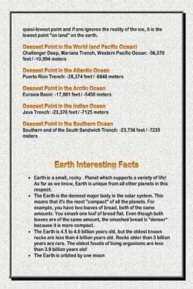 Earth Explore
