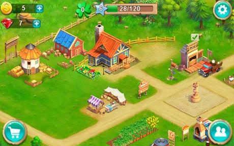 Farm Life Hay Story