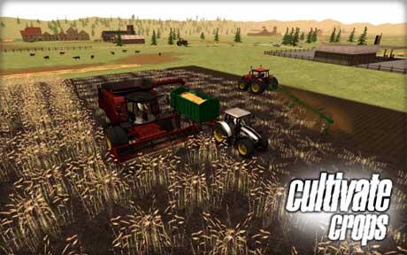 Farmer Sim 2015
