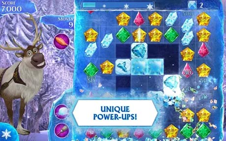 Frozen Free Fall Apk Mod Download Data