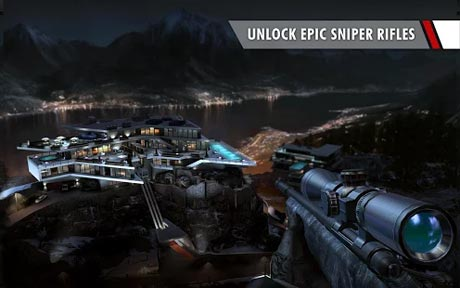 Trucchi Hitman Sniper 1.7.115752 Full Apk + Mod (un sacco di soldi) + Dati per Android