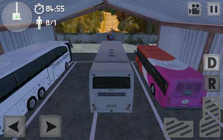 Off-Road Hill Climber Bus SIM
