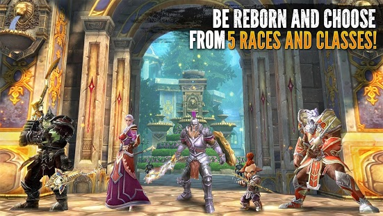Order & Chaos 2 Redemption v2.1.0l APK + Mod + Data for Android