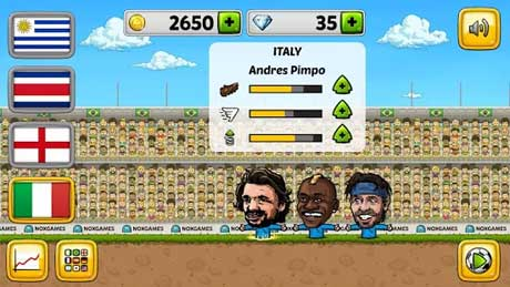 Puppet Soccer 2014 Football