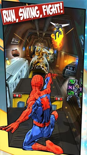 Image Result For Spider Man Unlimited Moda