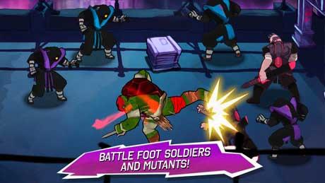 TMNT Brothers Unite