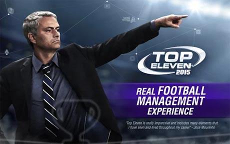 Top Eleven 2015