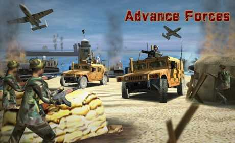 Advance Forces