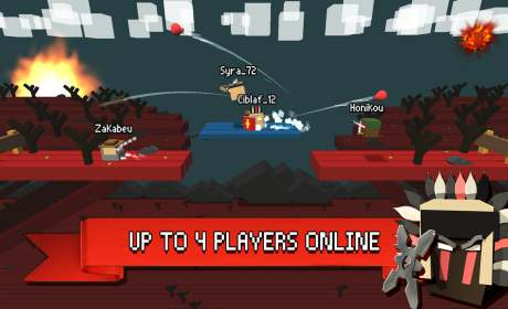 Fight Kub: multiplayer PvP mmo