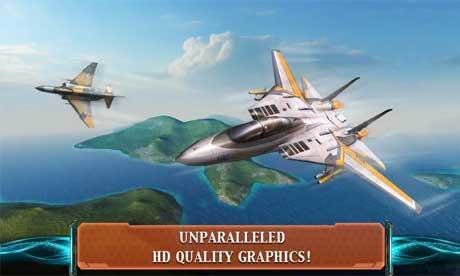 modern air combat infinity