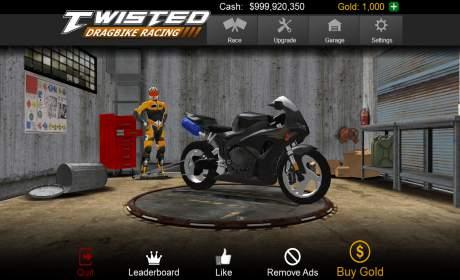 Twisted: Dragbike Racing