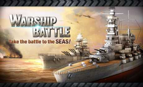 WARSHIP BATTLE 3D World War II Apk Mod Download
