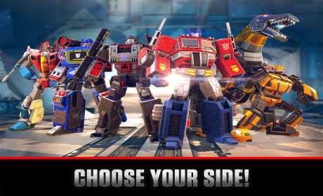 Trucchi Transformers Earth Wars 1.67.0.21901 Apk + Mod Energy per Android
