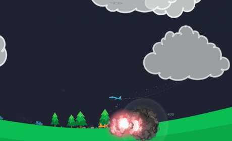 Atomic Fighter Bomber