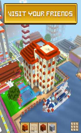 Building simulator games for free 2 5 3 apk mod for for Block craft 3d online play