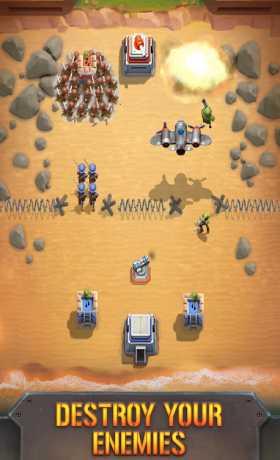 Trucchi War Heroes 2.9.3 Apk + Mod (Instant Troop Deployment) per Android
