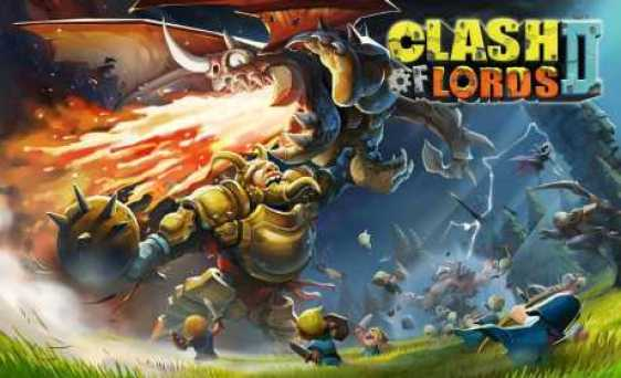 Clash of Lords 2 Guild Brawl Apk Mod Data