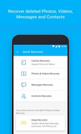 dr.fone - Recovery & Transfer & Backup