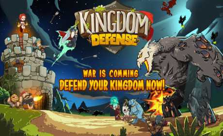 Kingdom Defense Epic Hero War Apk Mod Download