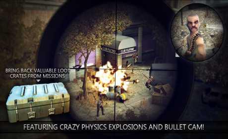 Last Hope Sniper - Zombie War (Unreleased)