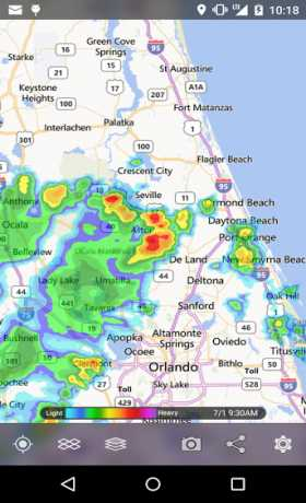 MyRadar Weather Radar