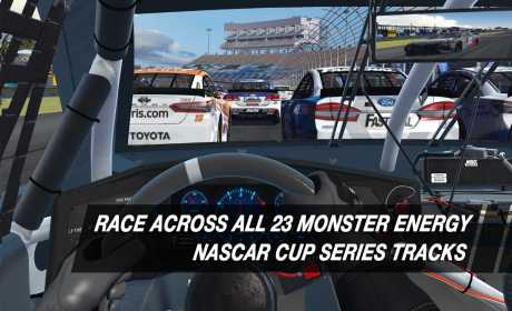 NASCAR Heat Mobile 1.3.5 Apk + Mod + Data android