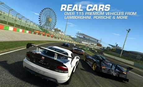 Real Racing Apk Mod Data Download