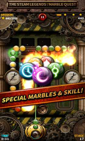 Steam Legend Marble Quest Apk Download 1 0 10 For Android