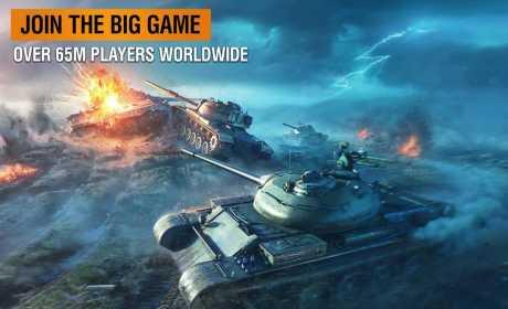 World of Tanks Blitz Apk Download