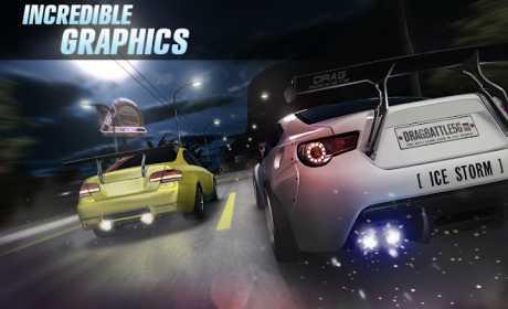 Trucchi Drag Battle Racing 3.10.19 Apk + Mod (Monete illimitate) + Dati per Android