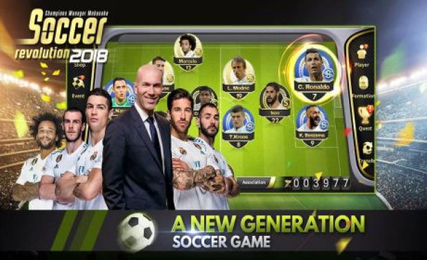 Image result for Soccer Revolution apk