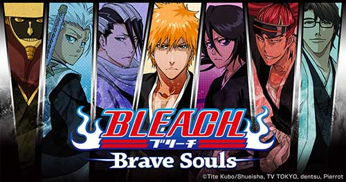 Bleach Brave Souls Apk Mod Download