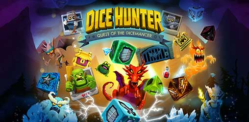 Dice Hunter: Quest of the Dicemancer 4.2.1 Apk + Mod for Android