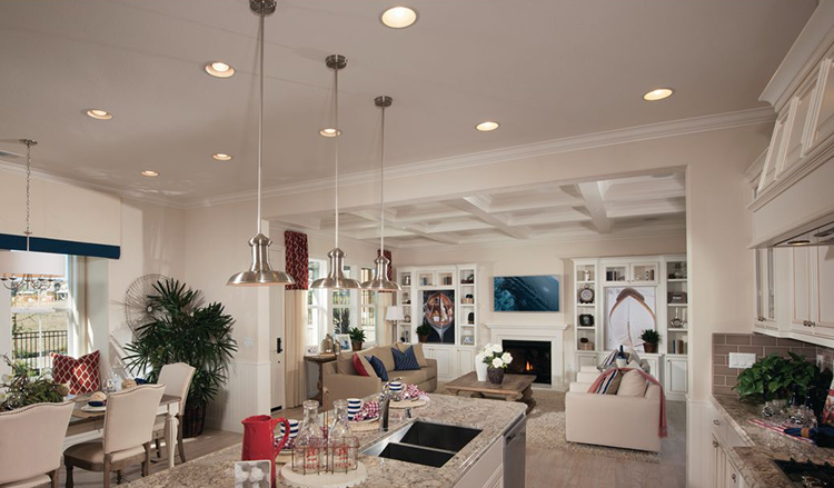 how to choose recessed lighting