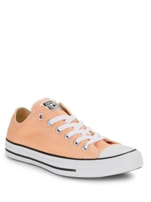 Unisex Chuck Taylor All-Star Canvas Low-Top Sneakers
