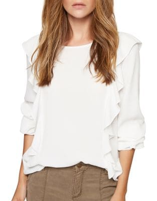 Taylor Long Bell Sleeve Top
