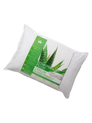 side sleeper white goose down pillow