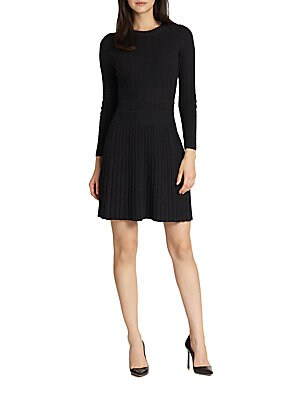 Chloh Evian Ribbed Sweater Dress