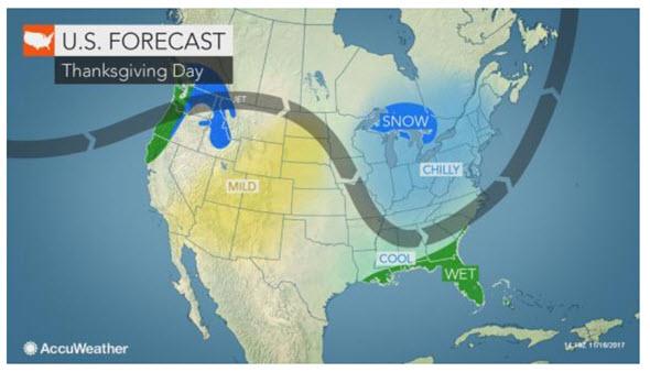us forecast tgivingDAY 007