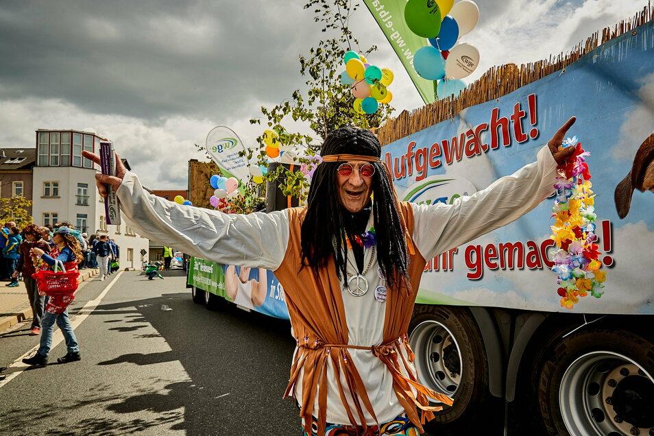 Stadtfest mit Umzug: Nach einem Jahr Corona-Pause will Heidenau im Juli wieder feiern.