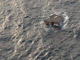 Tsunami enkazının ilk parçaları Alaska'da