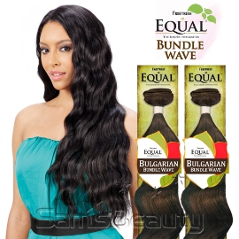 freetress equal synthetic hair weave bulgarian bundle wave samsbeauty