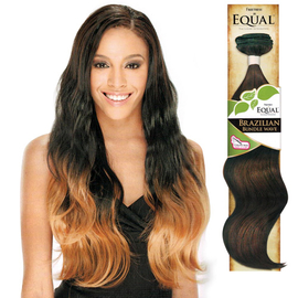 freetress equal synthetic hair weave brazilian bundle wave free bang piece samsbeauty