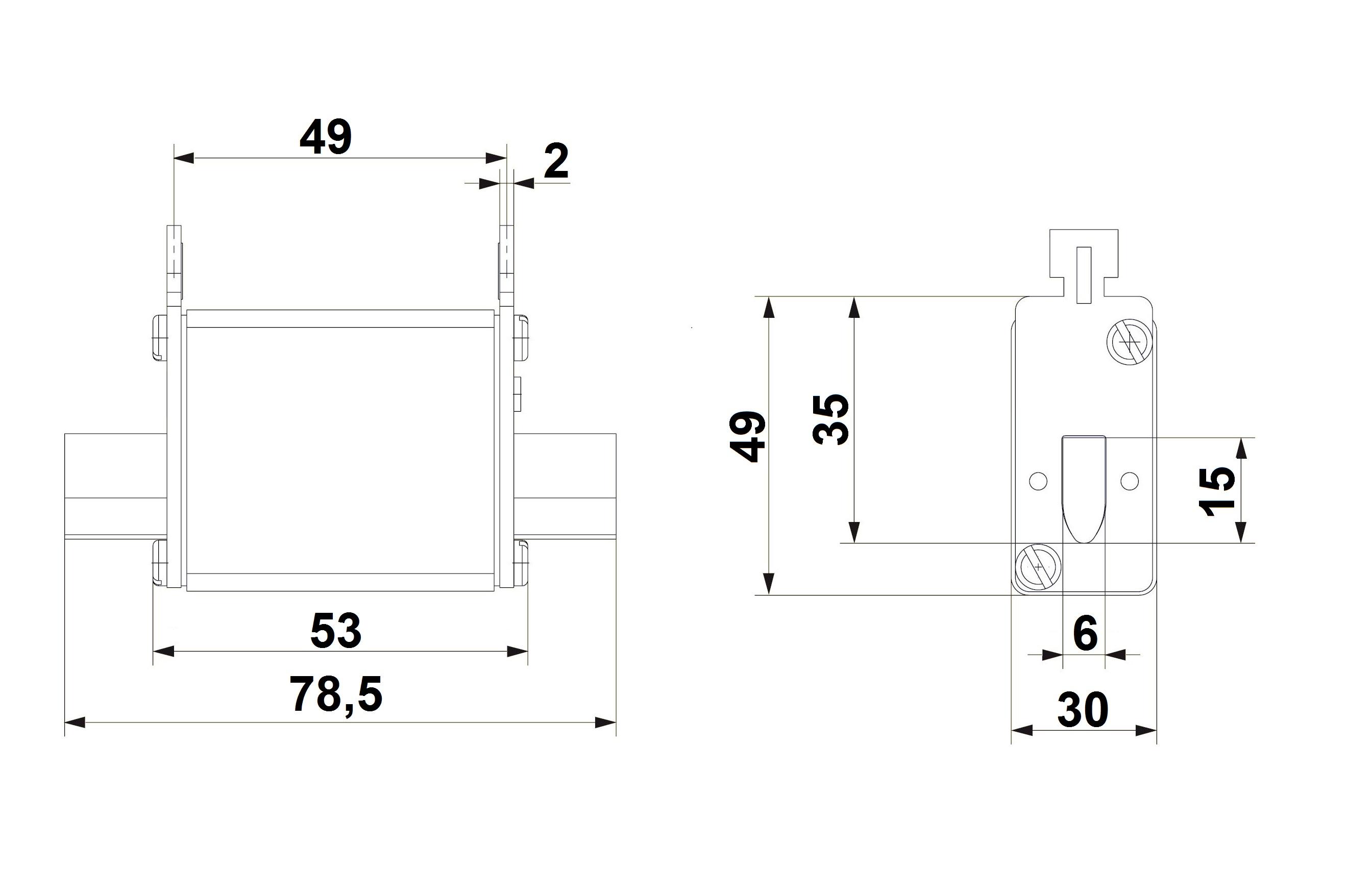 Hrc Fuse Elemt Size 00 160a 400v Ac