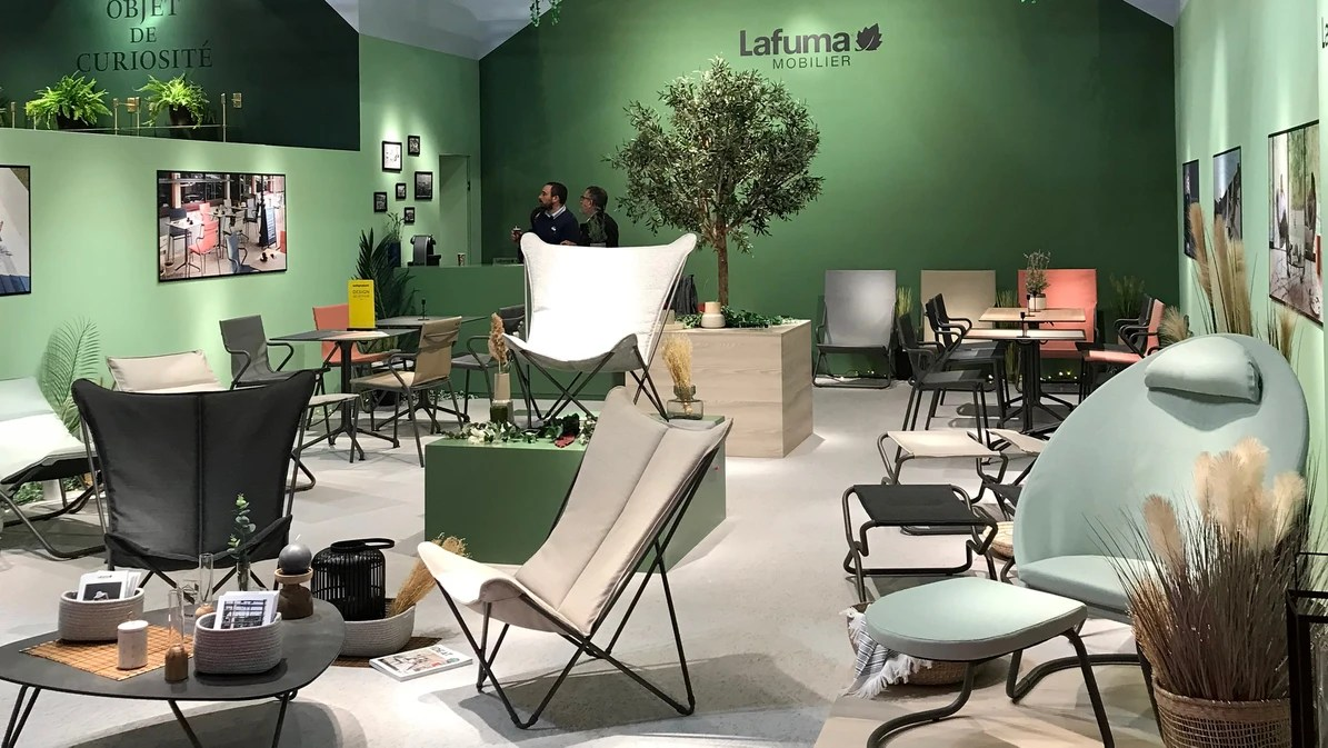 salon du meuble de milan presentation