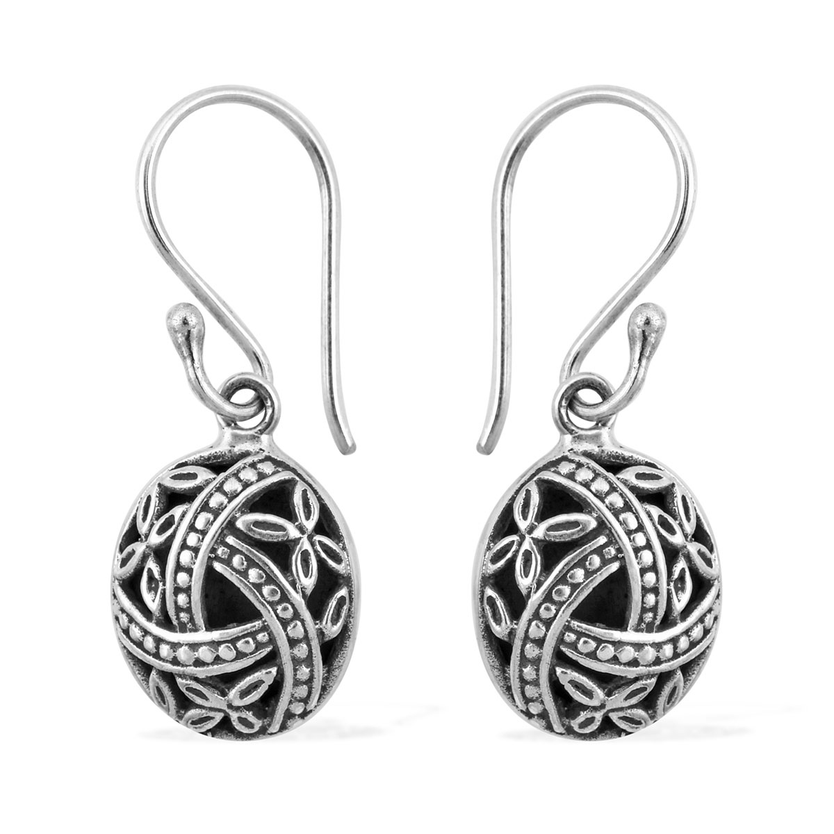 Dangle Drop Earrings Silver T Jewelry For Women