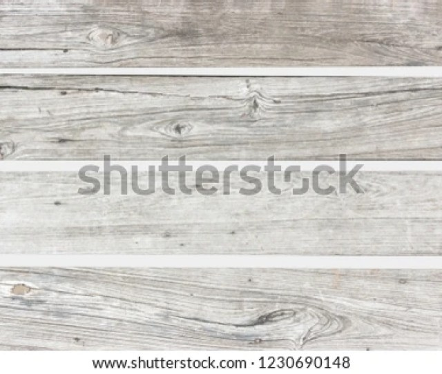 Table Top View Of Wood Texture Over White Light Natural Color Background Grey Clean Grain