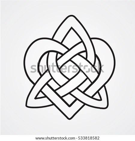 Navy Gray Celtic Knot Clip Art Celtic Knots Celtic Celtic Heart Clipart Stunning Free Transparent Png Clipart Images Free Download
