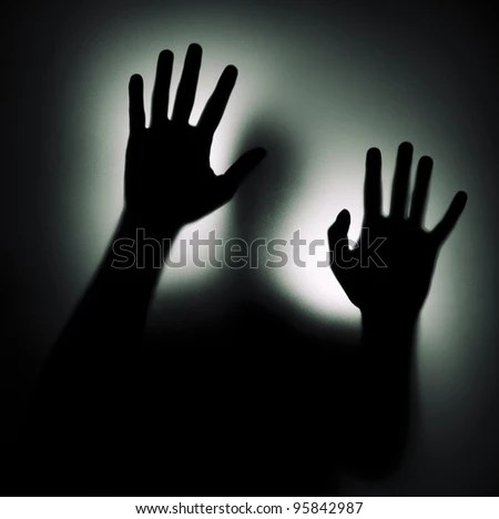 Fear - stock photo